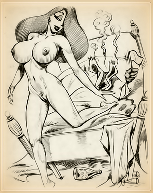 Think, erotic jessica rabbit sketches that would