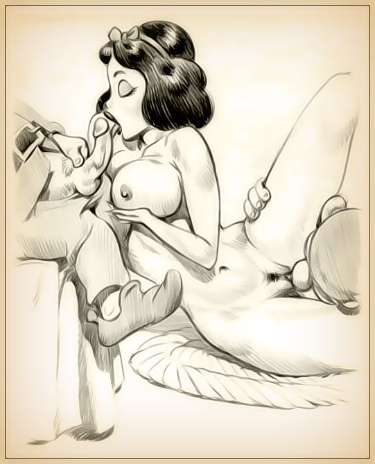 Snow White | Sketch Cartoon Porn
